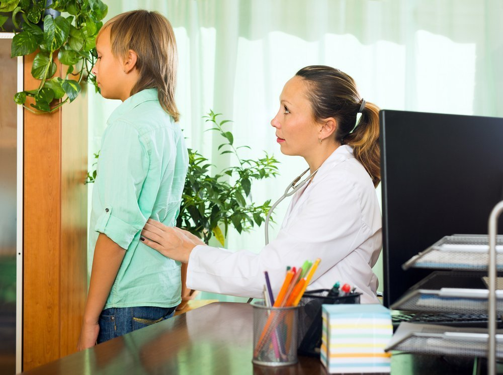 Как проявляется хронический пиелонефрит у детей?
