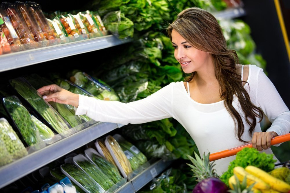 Для здорового питания только свежие продукты
