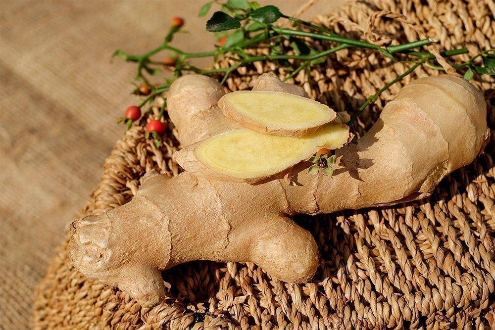 Здоровое питание: лечебные свойства имбиря