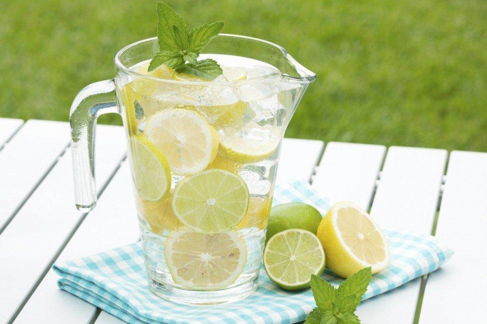Какие продукты нужны для приготовления воды по рецептам?