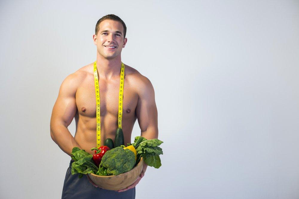 Мужчина обхват груди 110 похудеть
