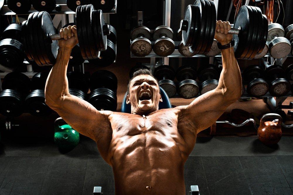 Изолированные силовые упражнения для продвинутых атлетов, практикующих здоровый образ жизни