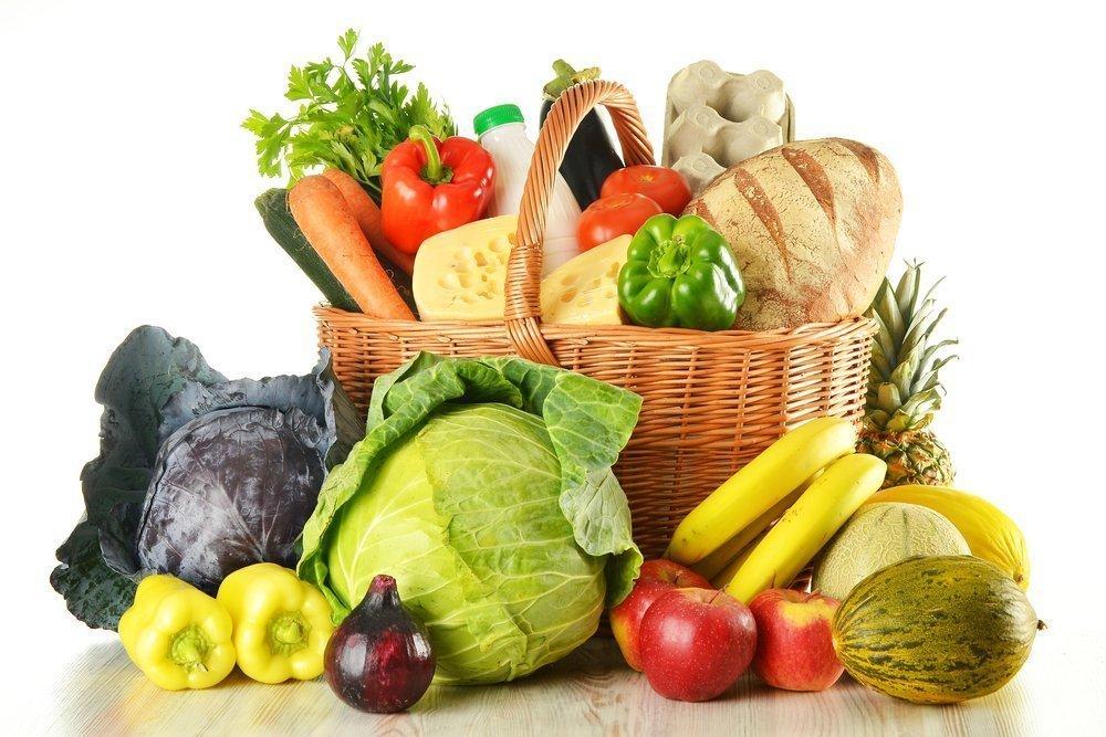 Исключаем «неправильные» продукты питания из рациона