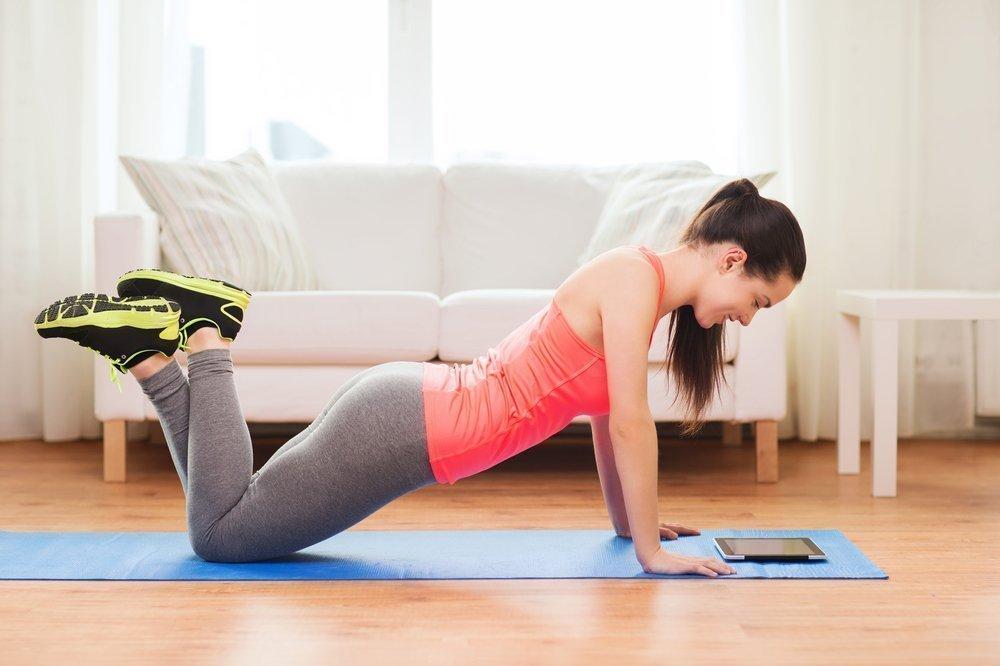 Советы для эффективного похудения верхних конечностей
