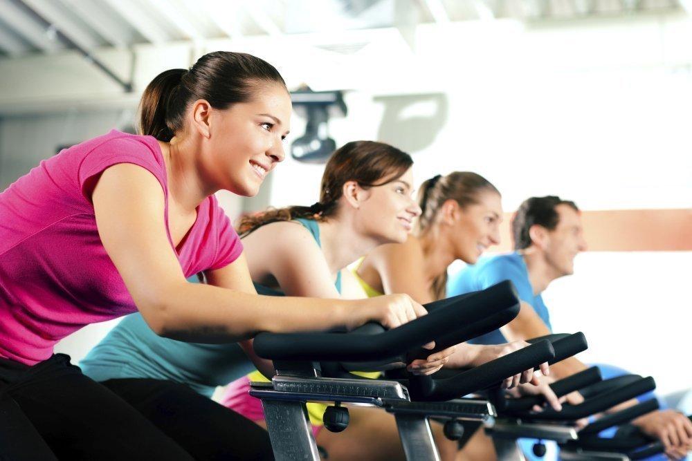 Фитнес как часть жизни