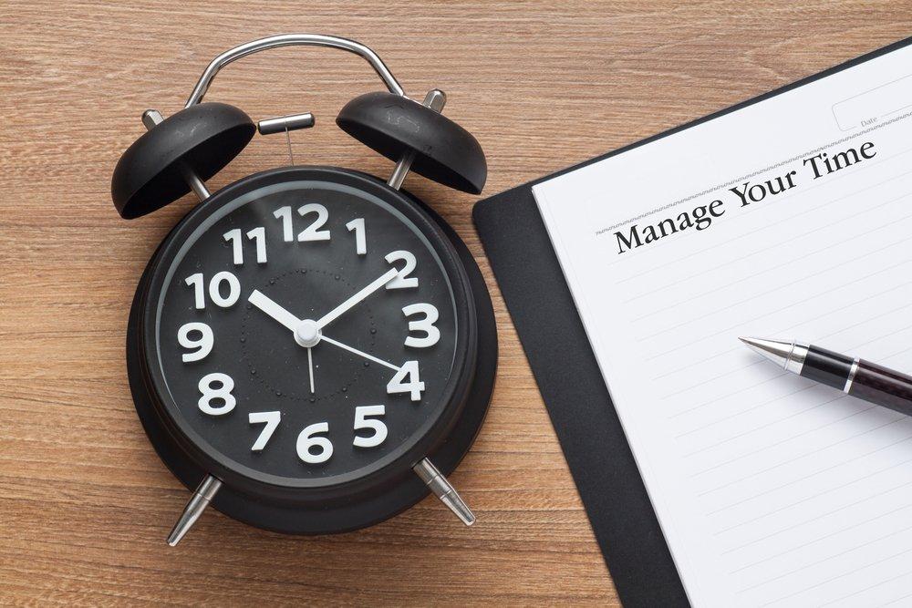 Хорошая профилактика опозданий — тайм-менеджмент
