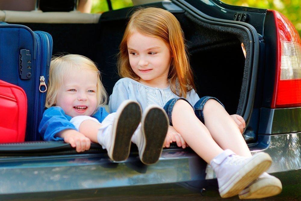Возраст детей от одного года до трех: что приготовить в дорогу?