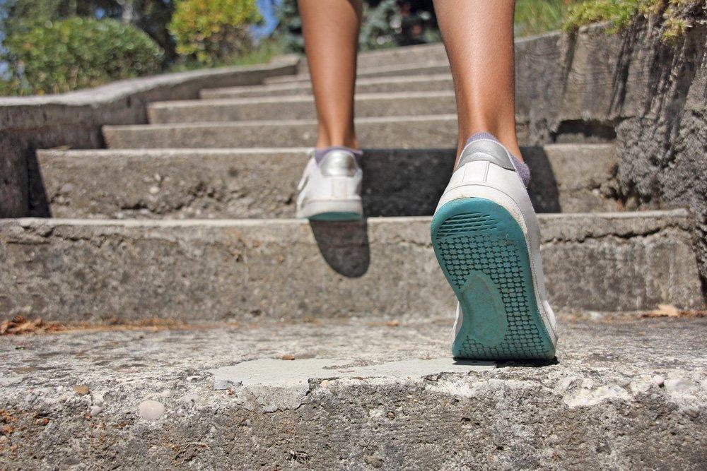 Упражнения для увеличения частоты шагов