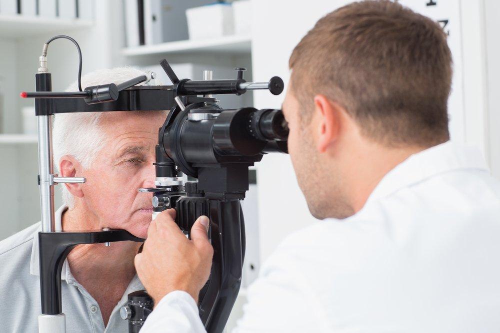Внешние факторы для развития болезней глаз