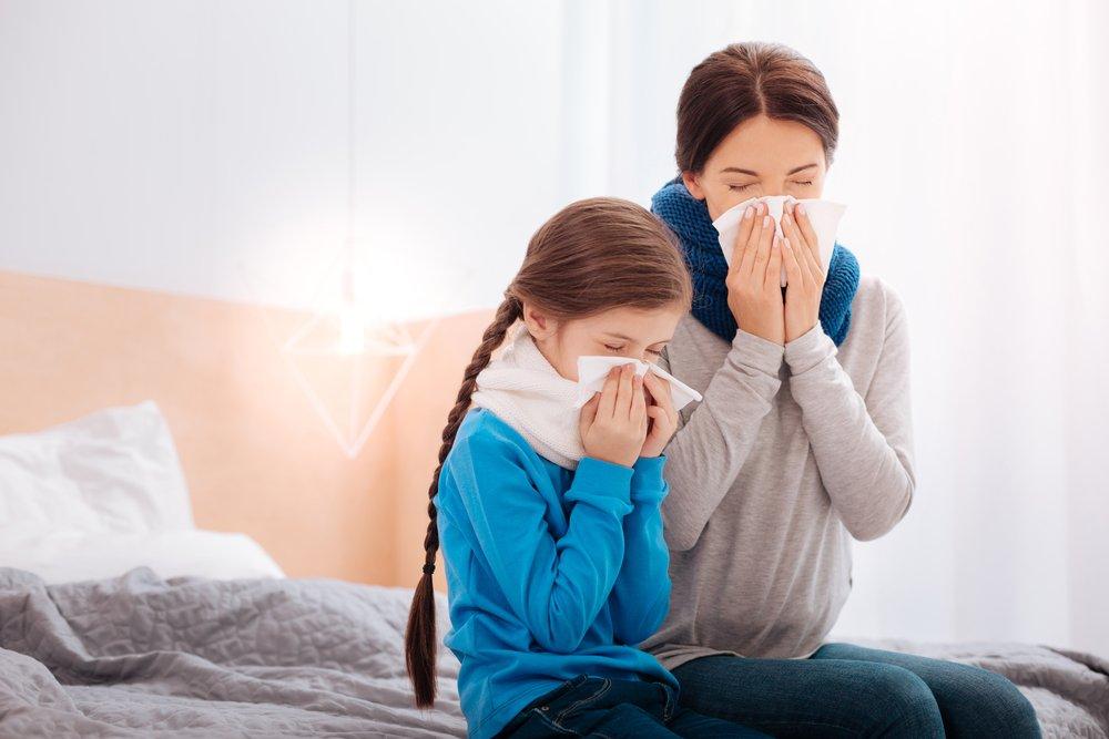 Возбудители детских инфекций: где они живут?