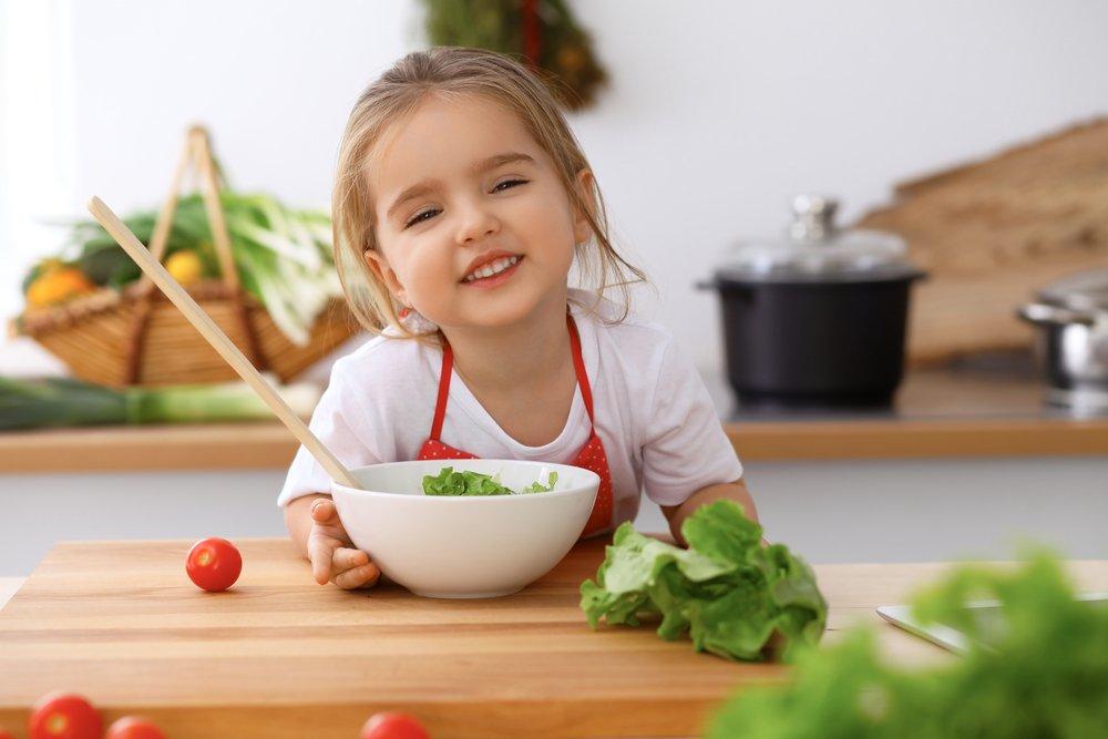 Основной плюс: больше здоровой пищи