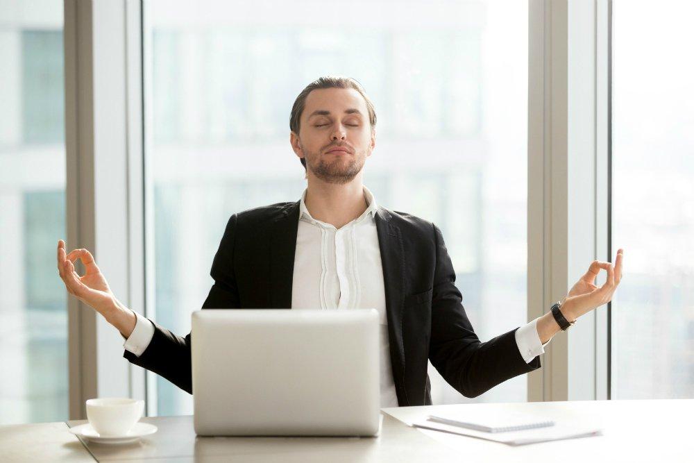 Профилактика стресса на работе