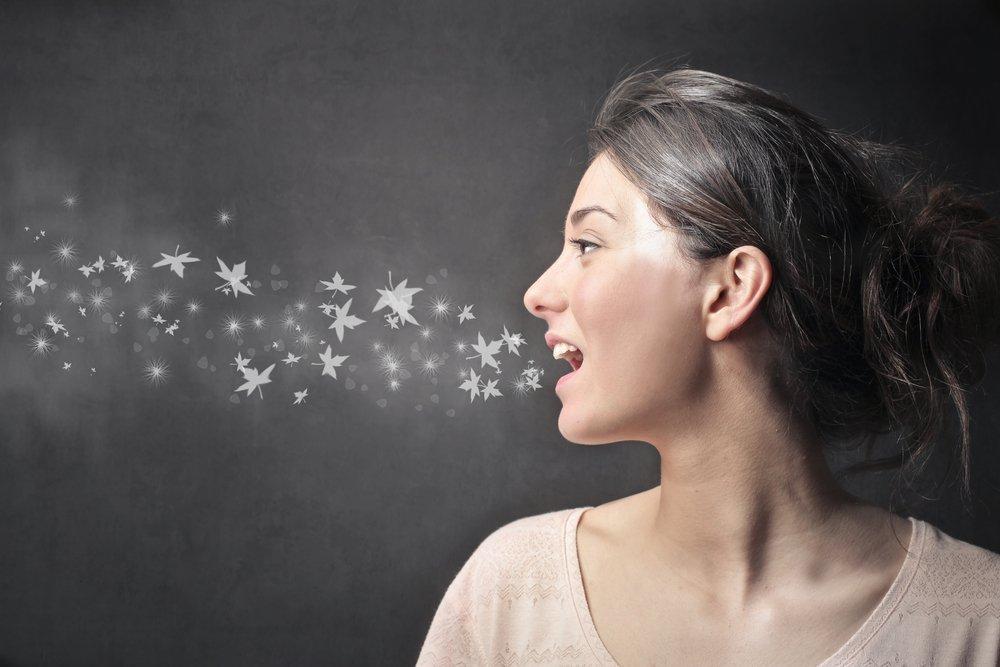 Дыхание через рот