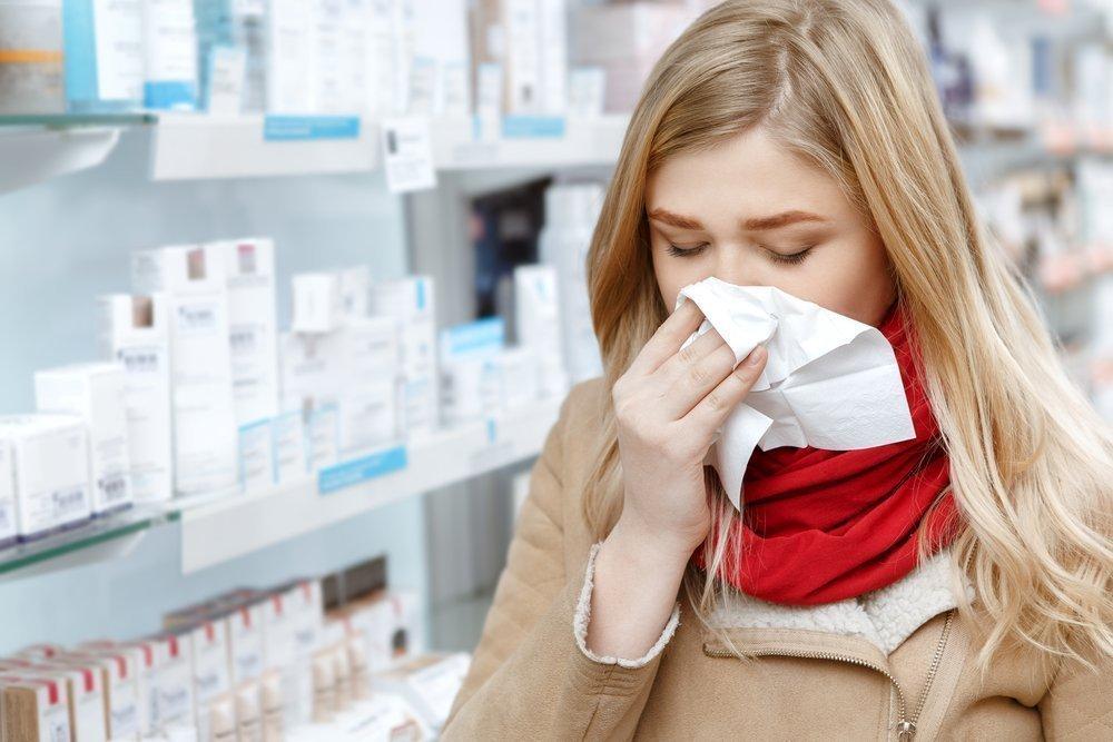 Я не могу принимать лекарства — у меня на них аллергия