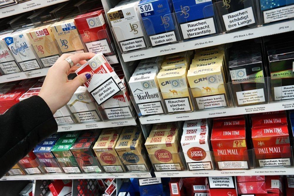 Коварные никотиновые сети Источник: defotoberg / Shutterstock.com