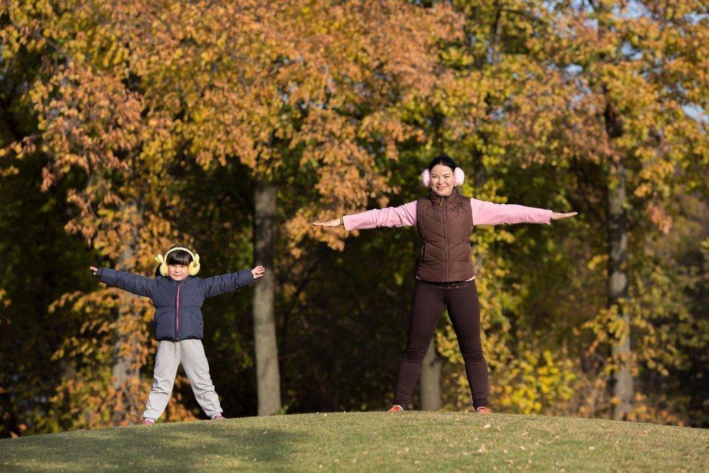 Развивающие комплексы упражнений для детей 2-4 лет