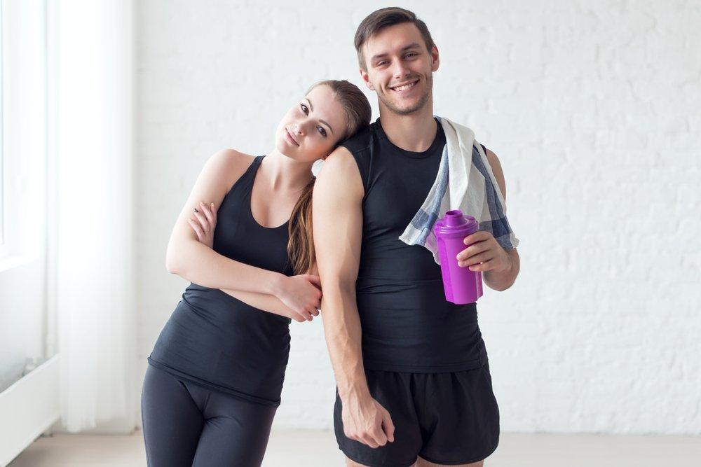 Фитнес-тренировка Имбари