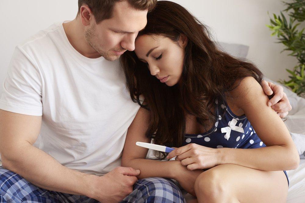 Миф 2: В отсутствии беременности виновата женщина