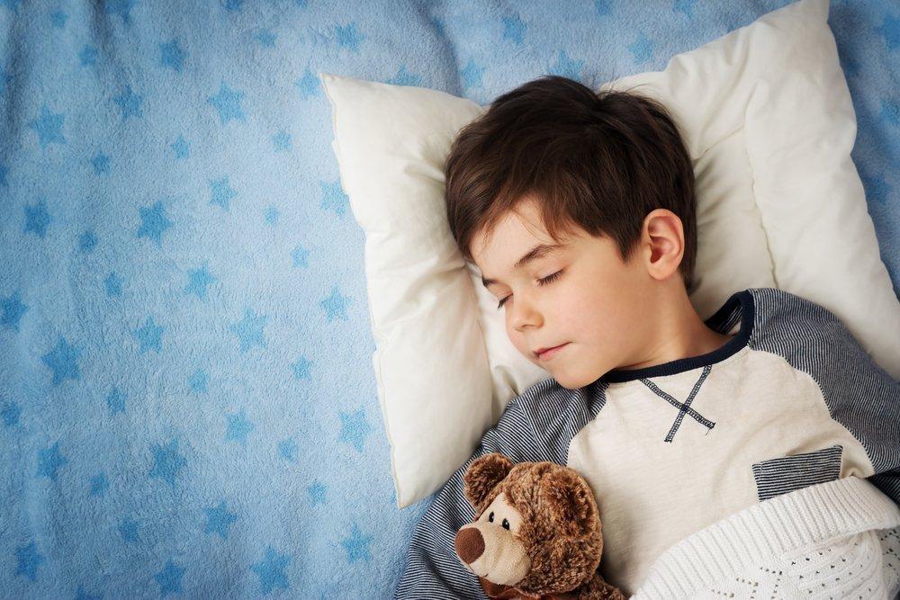 Здоровье детей: организация полноценного сна