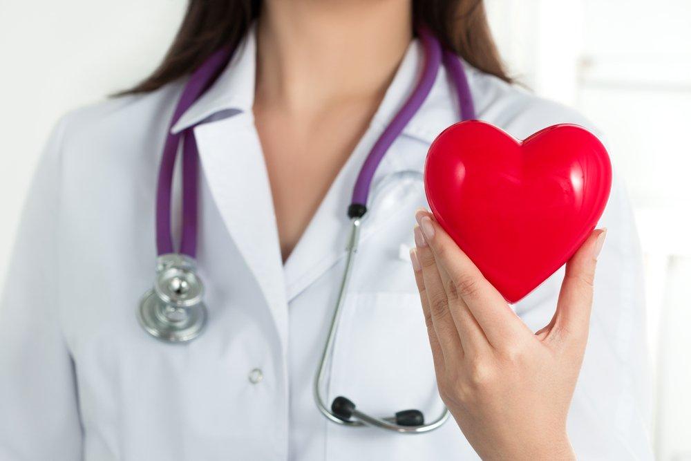 Картинка сердца в медицине