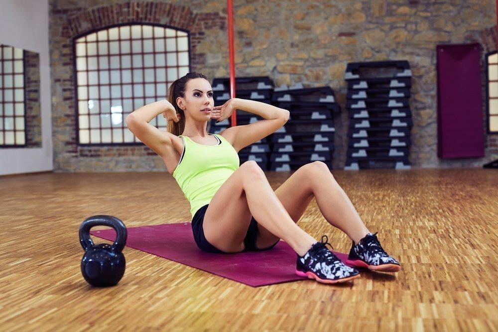 Знания о строении мышц живота, как один из принципов занятий фитнесом