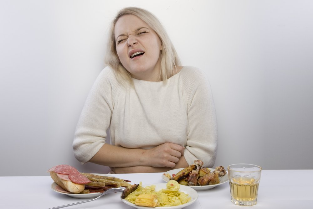 Основные принципы питания при острой форме гастрита