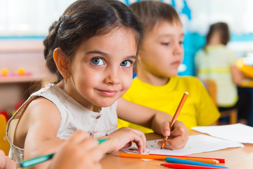 Плюсы детского сада
