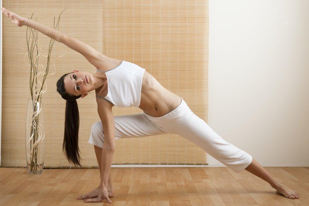 Дополнительные асаны йоги