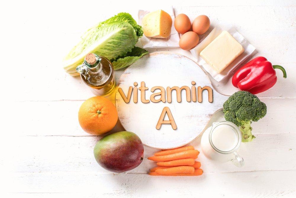 Витамин А для гладкой кожи