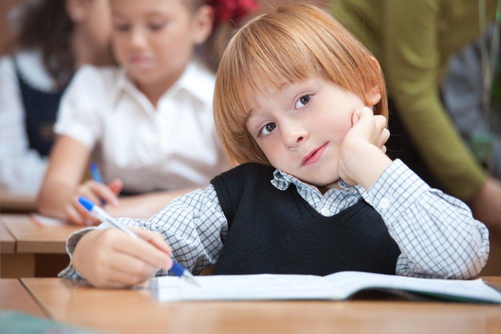 Младший школьный возраст детей: проблемы первоклассника