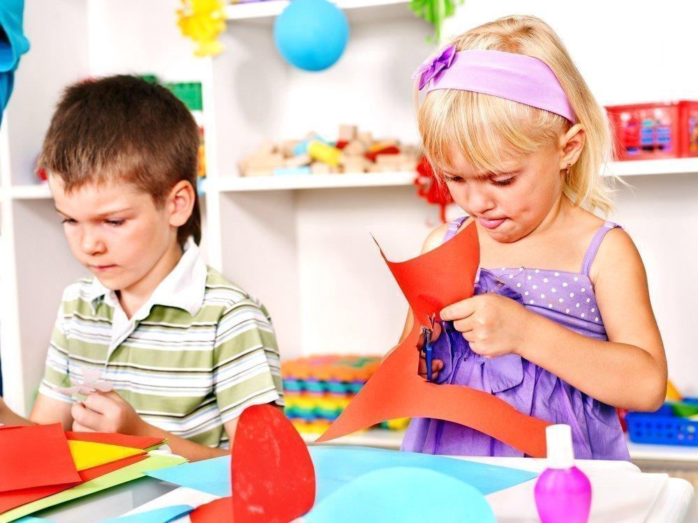 Аппликации как способ развития ребенка
