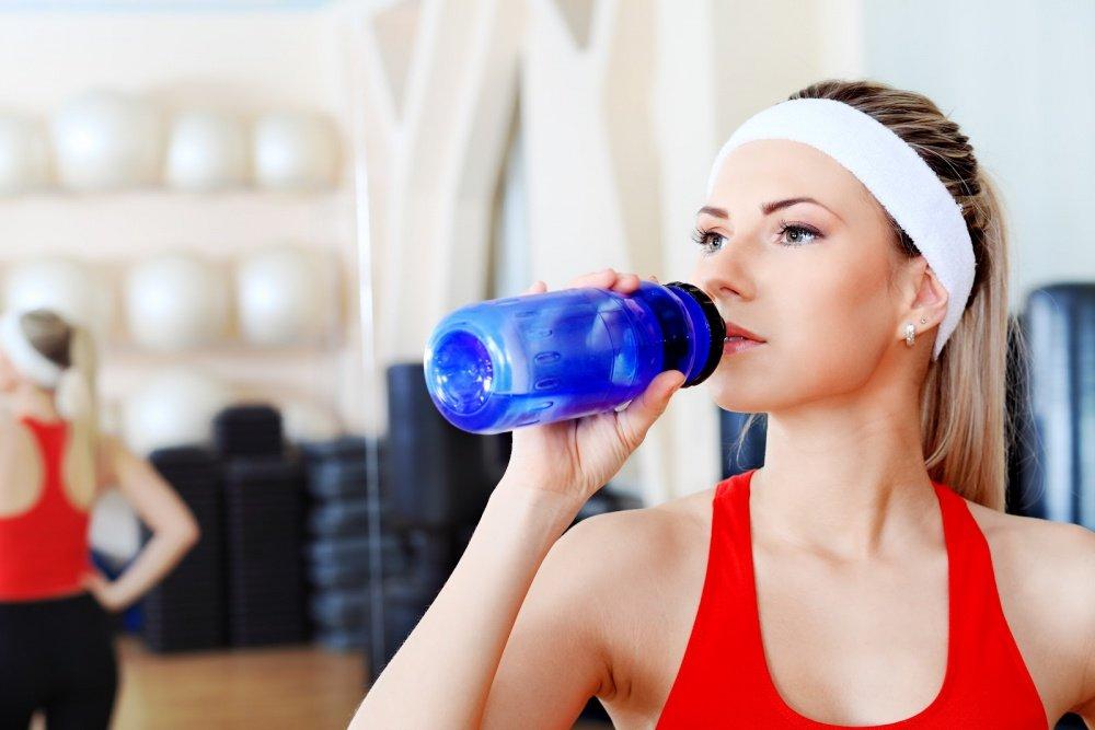 Восстановление сил после упражнений в фитнес-клубе