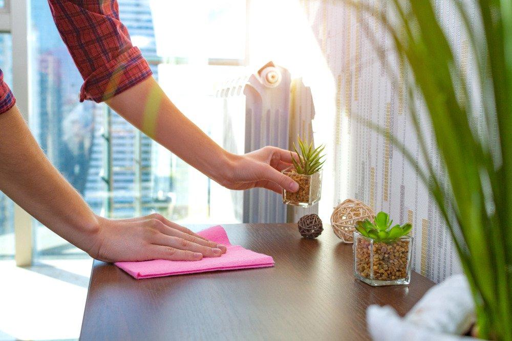 Чистота и красота дома — залог здоровья