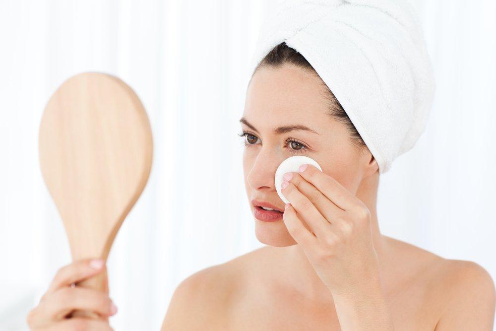 Гель: очищение нормальной и жирной кожи
