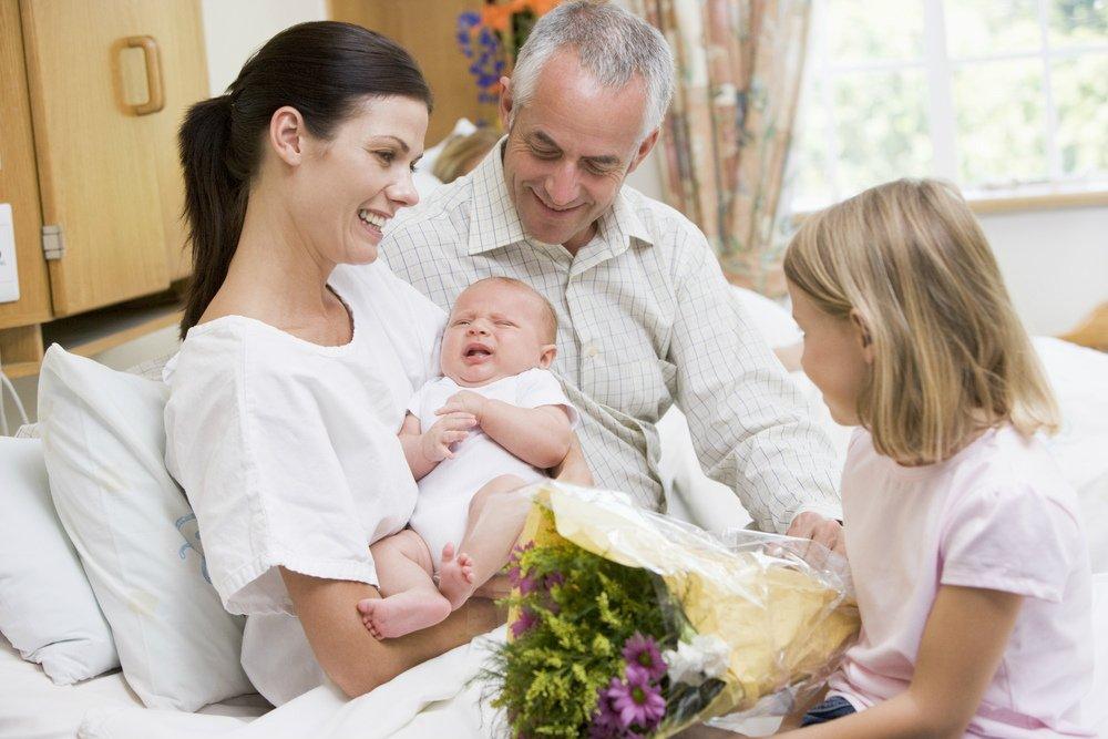 Что приготовить на выписку из родильного дома?