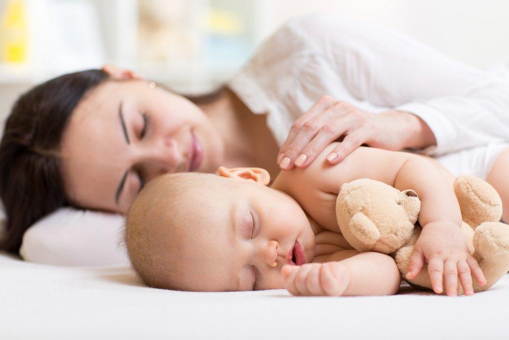 Малыш рядом — всем спокойно