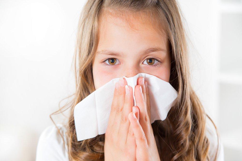 Повышение заболеваемости у детей