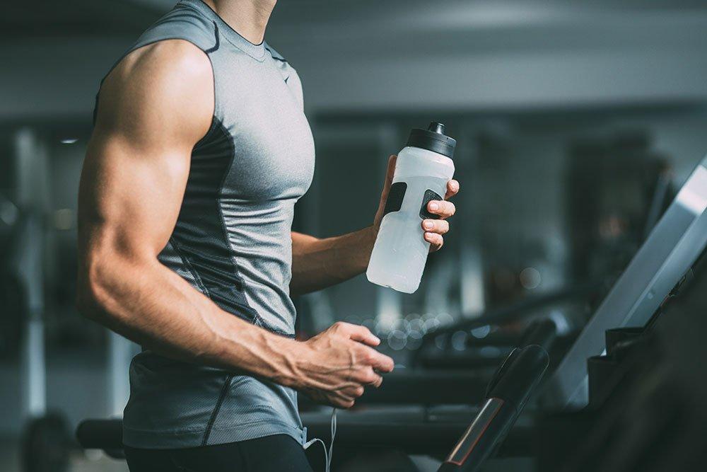 Важность питьевого режима при тренировках на жиросжигание и на массу