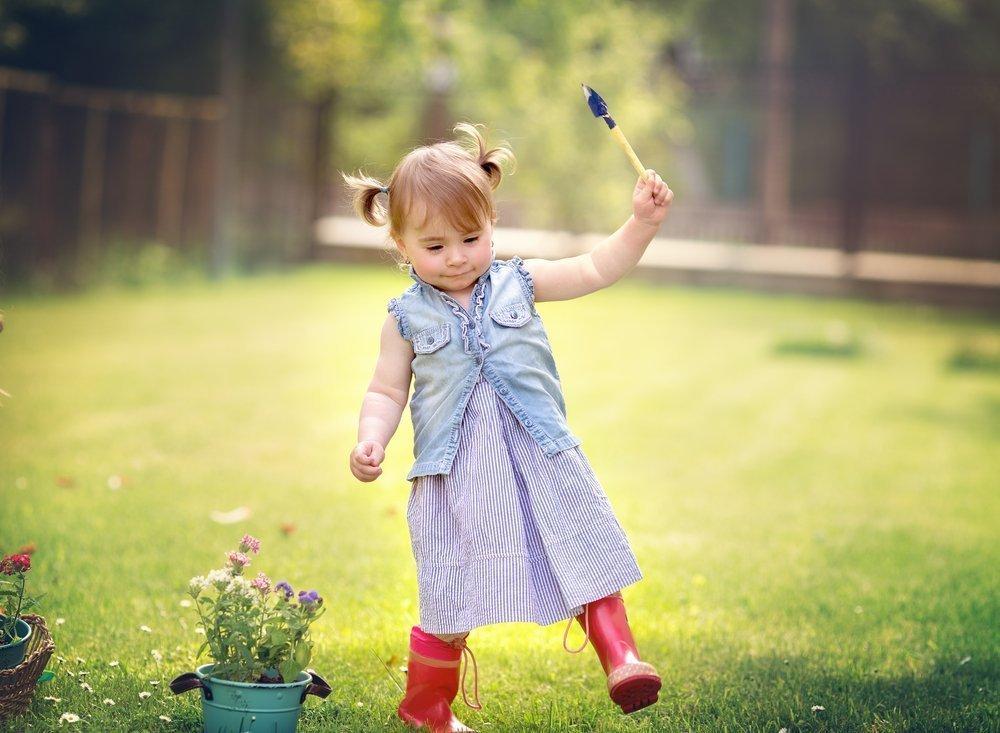 Развитие ребенка на прогулке
