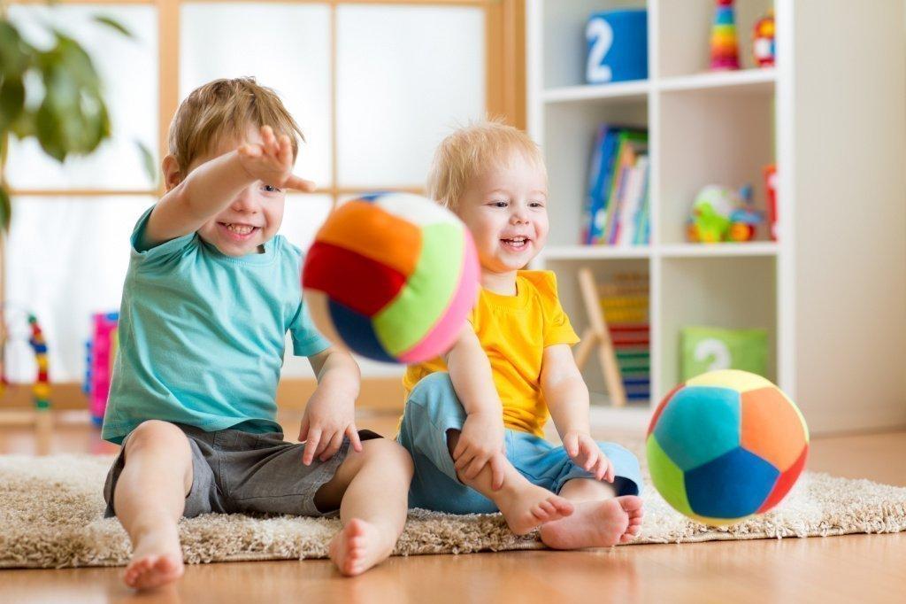 Положительное воздействие активных игр на здоровье детей