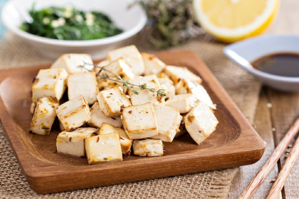 Противопоказания при употреблении тофу