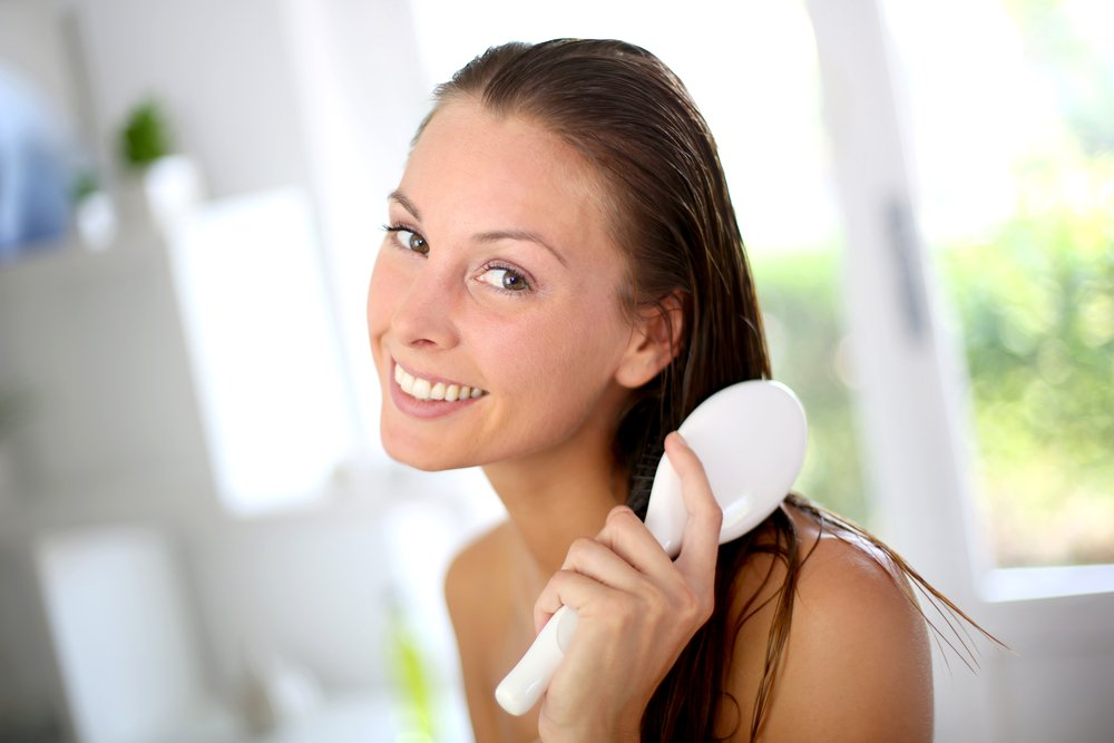 Восстановление волос в домашних условиях