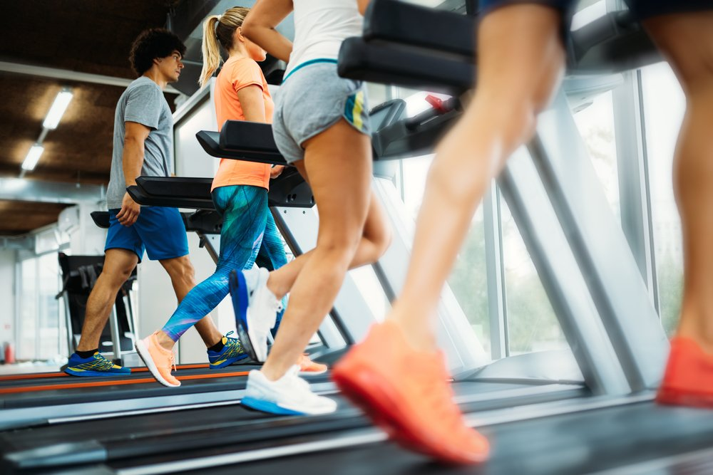 Ежедневные фитнес-тренировки