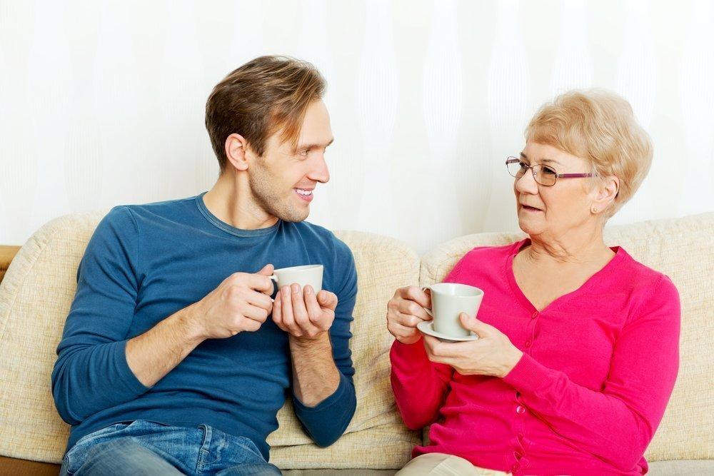 Сексуальное воспитание матери своего сына