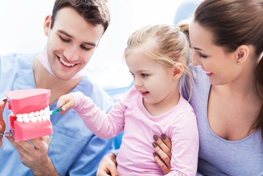 Как часто посещать стоматолога с детьми?