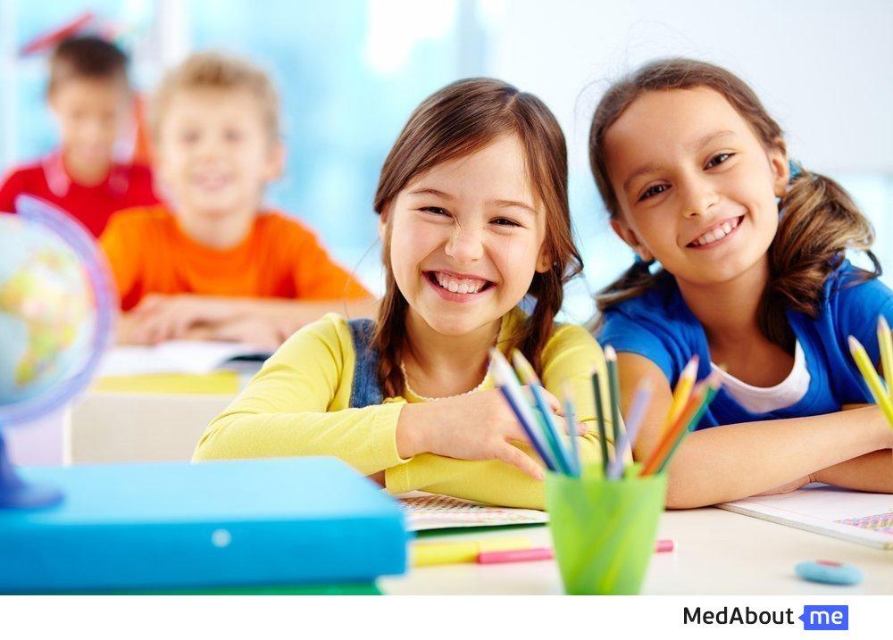 Готовность к школе: средний возраст детей