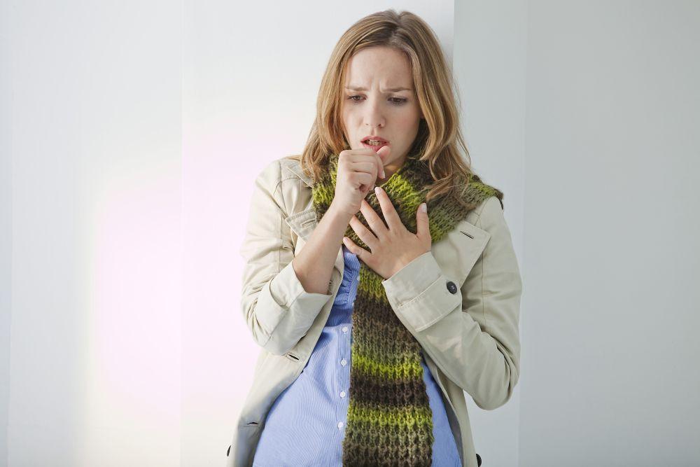 Симптомы трахеита: воспаление, влажный кашель