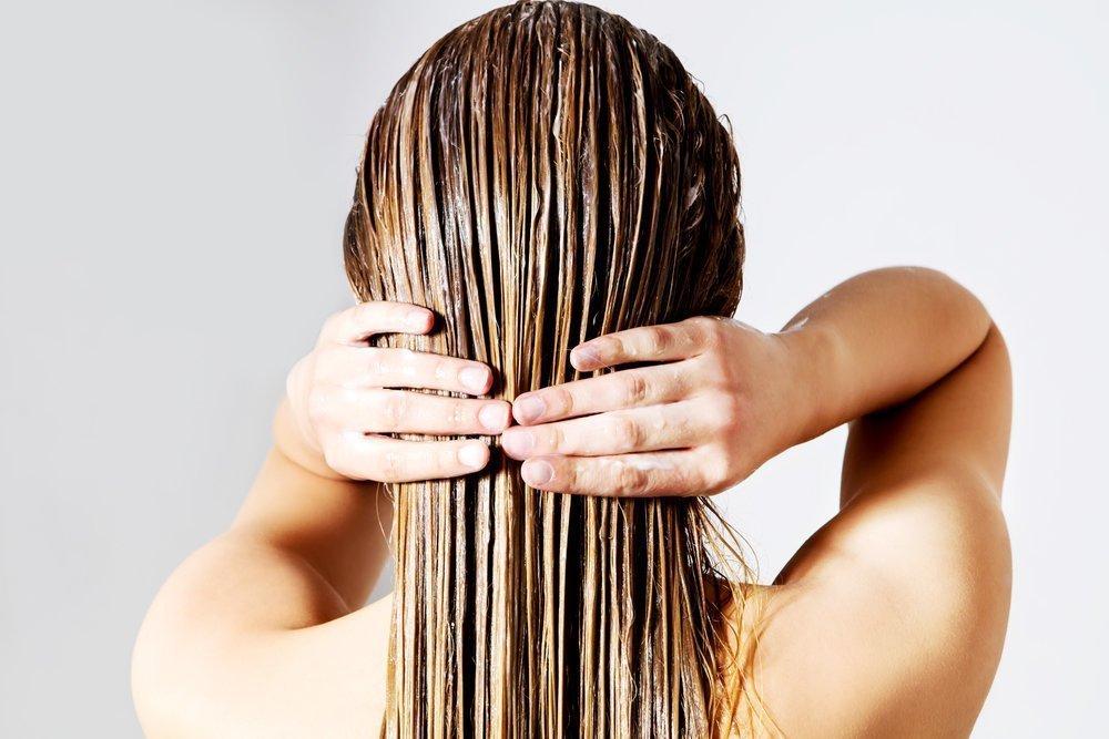 Делайте питательные маски для волос