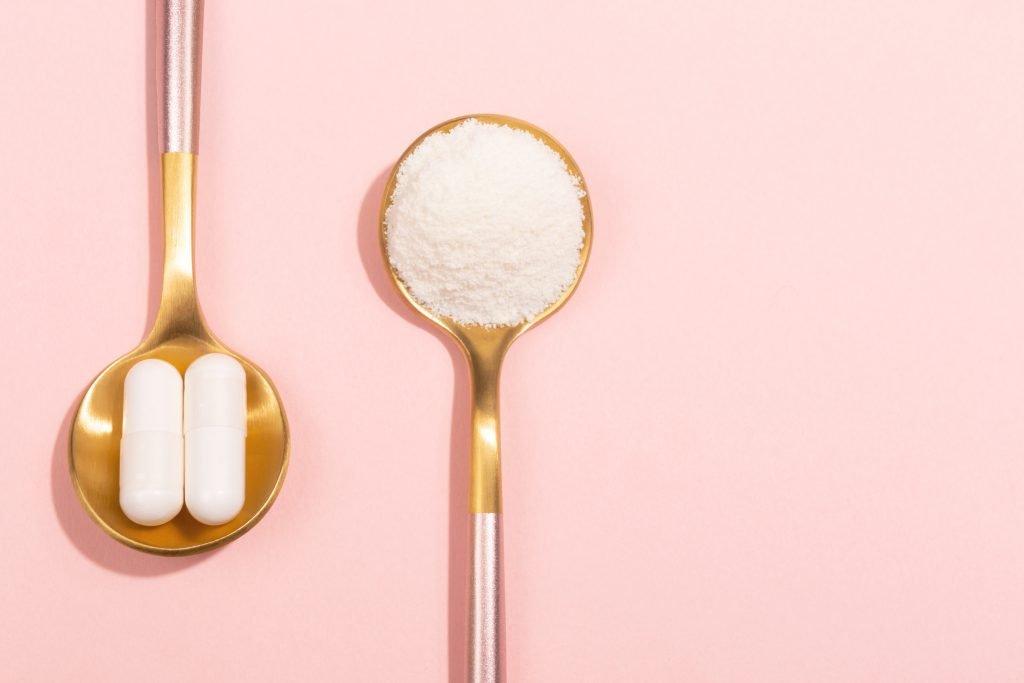 Миф о коллагене из продуктов питания и диетических добавок