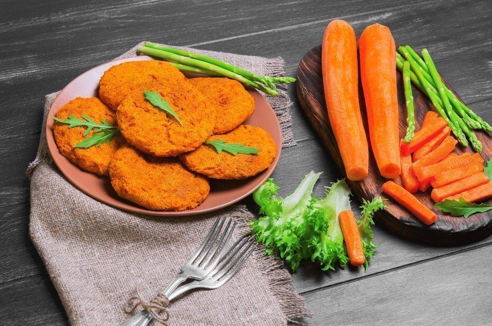Овощные котлеты: рецепт приготовления в духовке